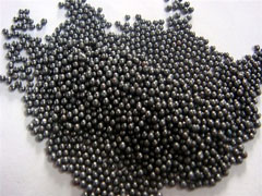 Cast Steel Shot S550 for Metal Parts Surface Polishing