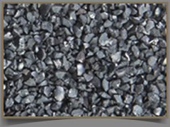 Used in Sand Removing Cast Steel Grit